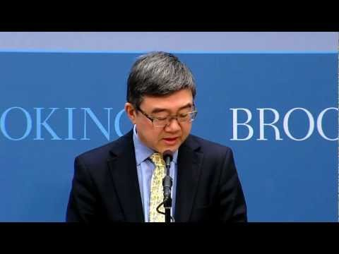 WANG Feng: China Now a Middle Income Country
