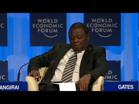 Davos Annual Meeting 2010 - Meeting the Millennium Development Goals