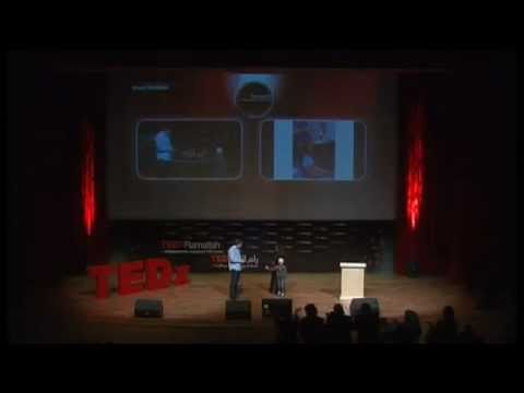 TEDxRamallah - Steve Sosebee ستيف سوسبي - Three Stories that Make a Difference