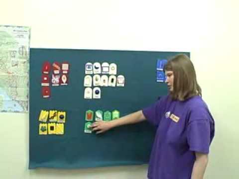 Tactile Communication Cards For Deaf Blind