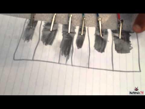 Student Creates MakeyMakey Paper Piano