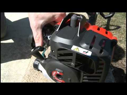 How to Start Troy-Bilt Press-2-Start Tools