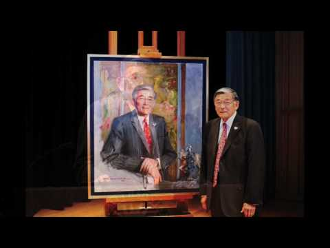 Norman Mineta, Portrait Presentation, National Portrait Gallery