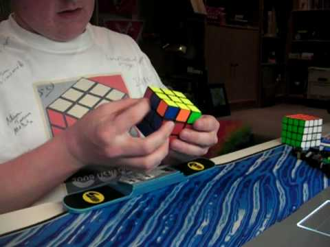 Rubik's Cube 3x3x3 Average of 13: 19.03