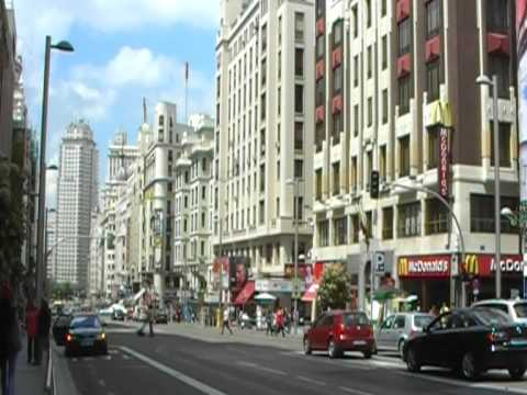 Gran Via in Madrid 4