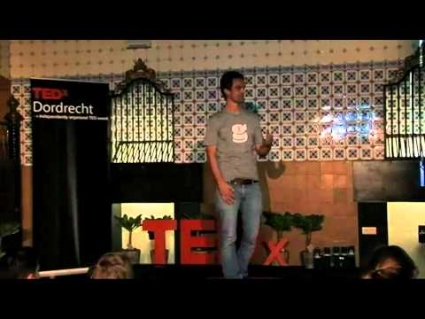Giving is all we have: Jeroen Timmers at TEDxDordrecht