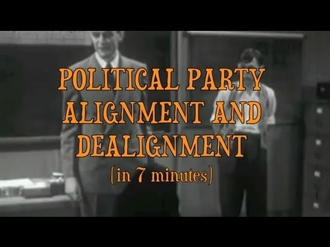Political Realignment for Dummies