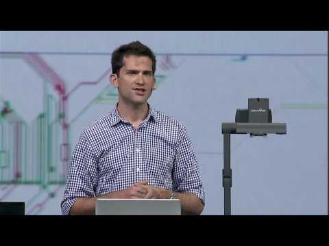 Google I/O 2010 Keynote Day 1, pt. 12