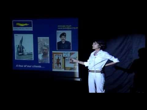 TEDxFCCollege - Sarah Belal - Finding your dream job.flv
