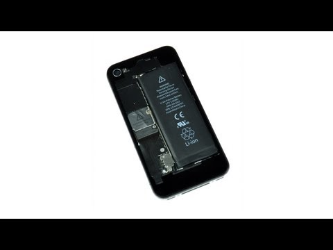 Transparent Rear Panels for the iPhone 4 and 4S