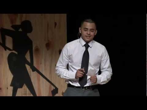 TEDxFruitvale - José Gutierrez - Leaving the Fields Behind