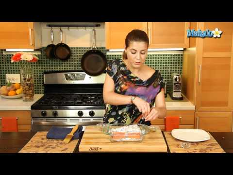How to Make Oven-Roasted Salmon