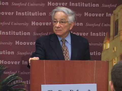 Hoover senior fellow Abe Sofaer hosted a forum to discuss his new book