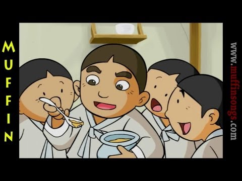 Muffin Stories - The Child that Ate Honey | Children's Tales, Stories and Fables | muffin songs