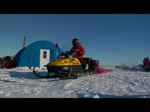 Life at Camp - Offshore New Harbor Expedition Profiles
