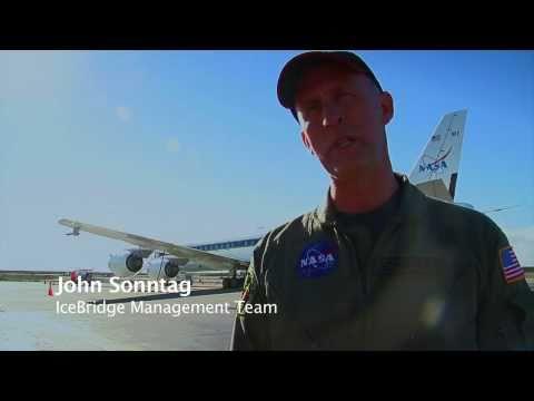 NASA | IceBridge Mission Over the Antarctic Peninsula