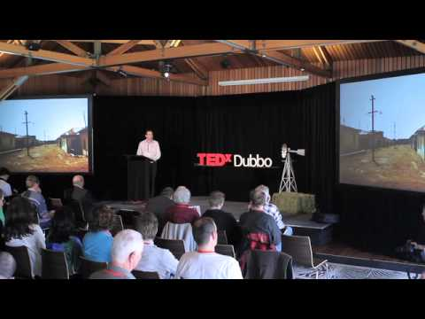 TEDxDubbo - Tim Ferraro - Linking Community & Natural Resource Management