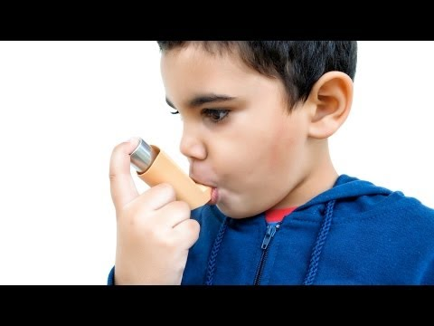 How to Treat an Asthma Attack | First Aid