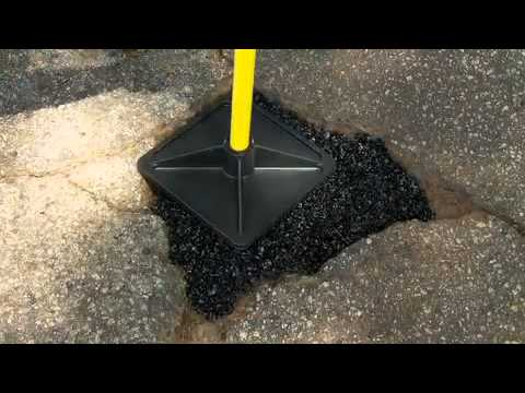 QPR's Pothole Repair Tutorial