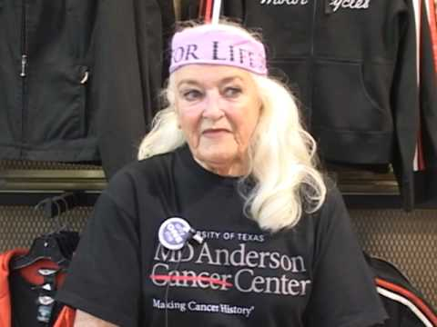 Kay Rogers: Cancer Survivor and Sky Diver!