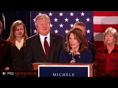 Bachmann: 'Many More Chapters to Be Written on Path to Nomination'