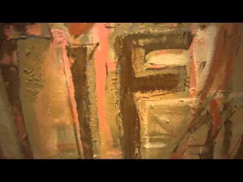 Peter Gallo Paint Symptoms at HORTON GALLERY
