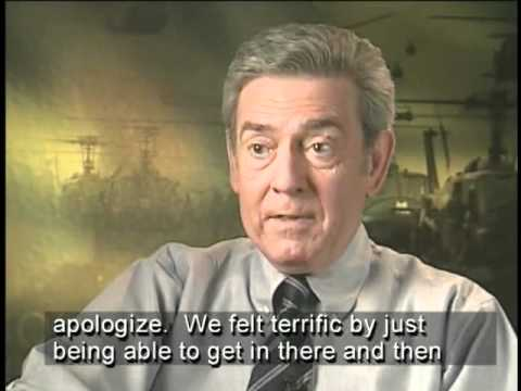 Dan Rather on the Dangers of War Reporting in Somalia