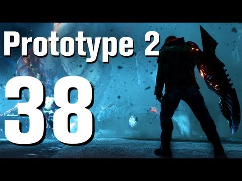 Prototype 2 Walkthrough Part 38 - Operation Firehawk [No Commentary / HD / Xbox 360]