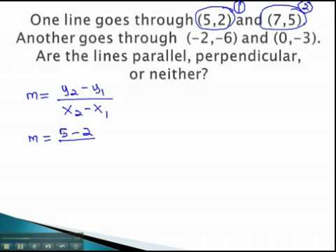 Parallel and Perpendicular - Slope - YouTube.mp4