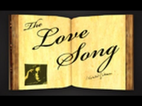 "Pearls Of Wisdom - ""The Love Song"" by Khalil Gibran - Parable"