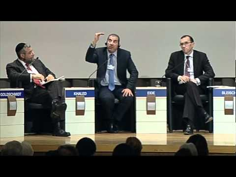 Open Forum 2012 - Overcoming Religious Tensions in Europe