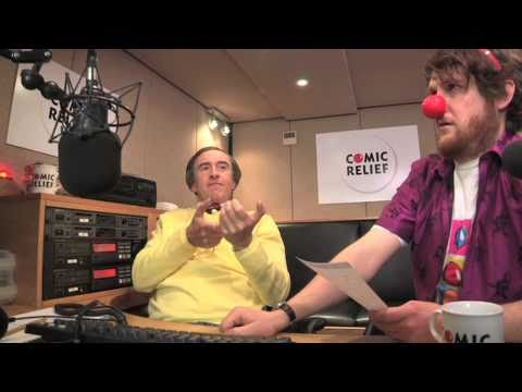 Alan Partridge -- Comic Relief: Funny For Money Teaser