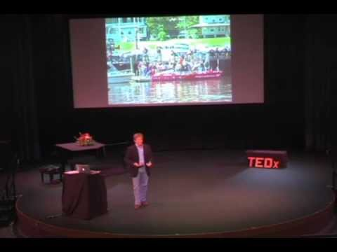 TEDxCalicoCanyon - Olly Hicks - Rowing Across Oceans