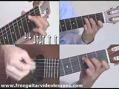 knocking on heavens part 2 doors guns roses guitar video