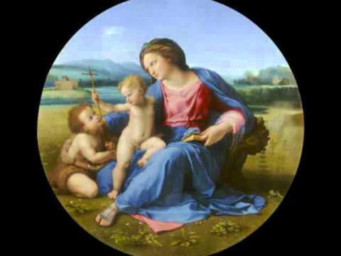 Raphael, Alba Madonna, c. 1510