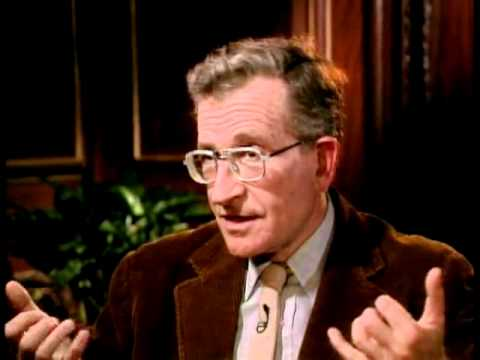 Noam Chomsky Interview with Bill Moyers (Improved Quality) Part 2