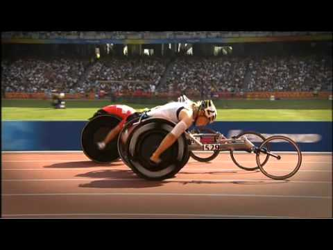 Two years to go to the London 2012 Paralympic Games