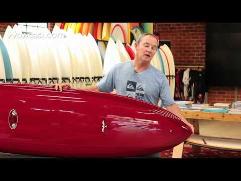 How to Choose a Surfboard: Pin Tails