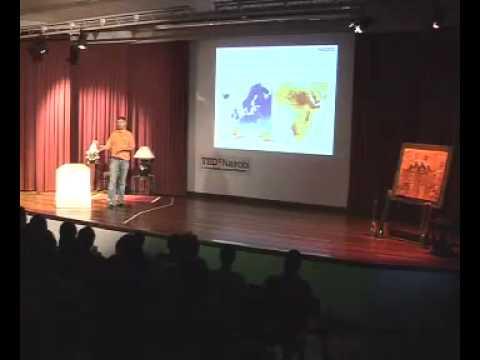 TEDxNairobi - Jon Bohmer - Solar, An Alternative Energy Source
