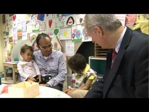 Pediatric Chaplaincy: Blessings for all children