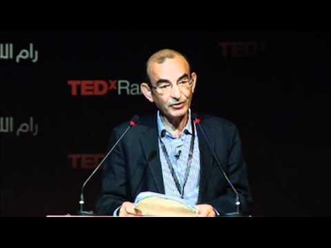 TEDxRamallah - Raja Shehadeh - Re-imagining the Great Rift Valley