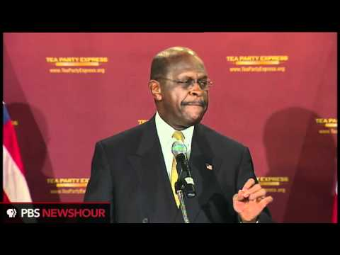 Watch Herman Cain Deliver the Tea Party Response to the State of the Union