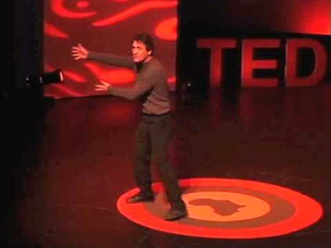 Theatre or Extinction - Choose! : Andrew Buckland at TEDxRhodesU
