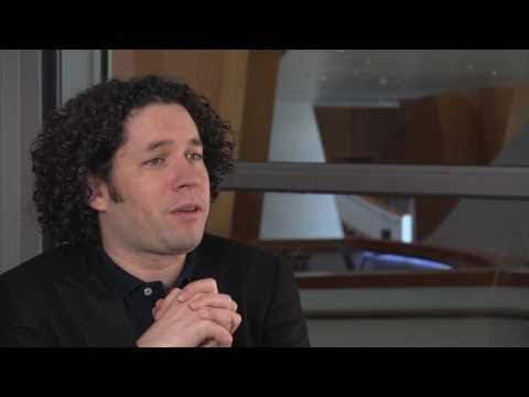 Tavis Smiley Reports Web Exclusive - Gustavo Dudamel