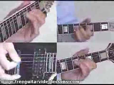 paradise city guns and roses part 5.1 www.FarhatGuitar.com