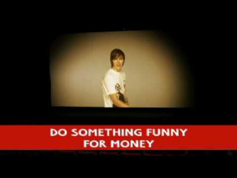 Nick Holt's stand-up lesson - Funny for Money - Red Nose Day 2009