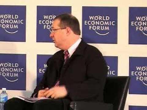 World Economic Forum Pre-Davos Press Conference