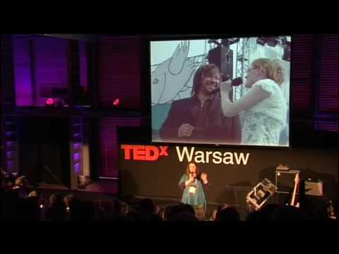 TEDxWarsaw - Anna Dymna - 3/05/10