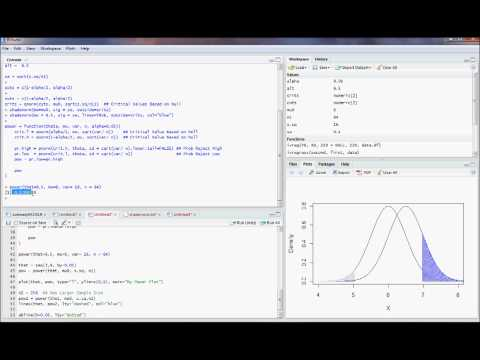 R13. Statistical Power (Econometrics in R)