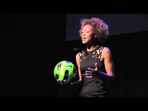 TEDxGreenville - Qiana Martin - Embrace the Universal Language of Soccer
